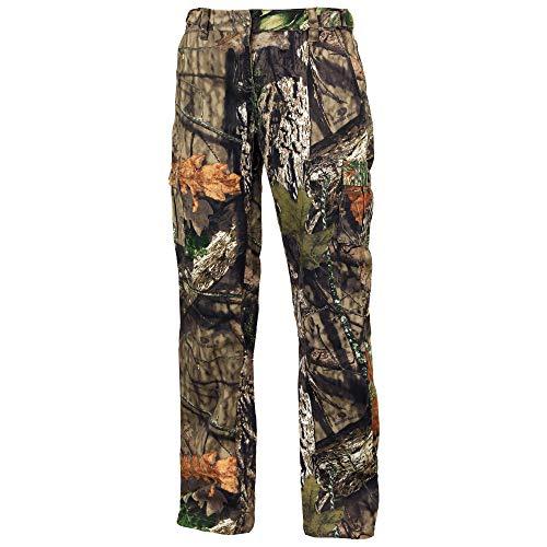 Mossy Oak Womens Hunting Pants, Hunting Pants for Women, Ladies Camo Apparel
