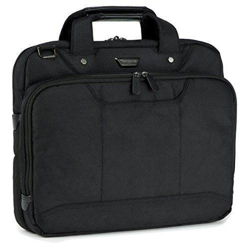 Targus Corporate Traveller Topload Ultra Thin Laptop Taschen 14 zoll - Schwarz - CUCT02UT14EU