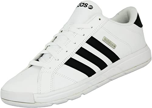 adidas Neo Neo CONEO LGE Chaussures Sneakers Mode Homme Cuir Blanc ...