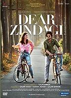 Dear Zindagi Hindi DVD ( All Regions, English Subtitles )
