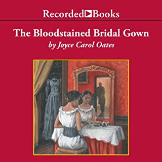 The Bloodstained Bridal Gown audiobook cover art