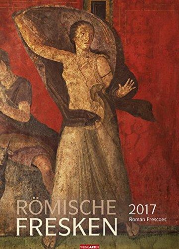Römische Fresken - Kalender 2017