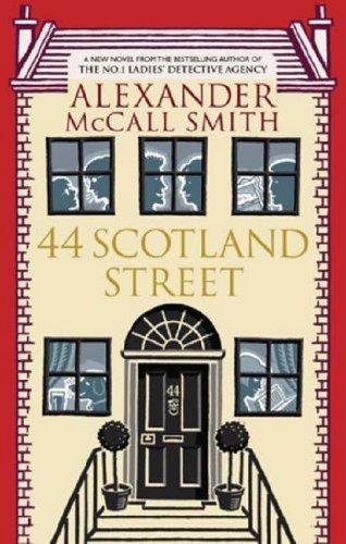 44 Scotland Street (The 44 Scotland Street Series Book 1) (English Edition)