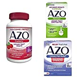 Best Azo Bowling Balls - AZO UTI Pain Relief Bundle - 3 Products Review