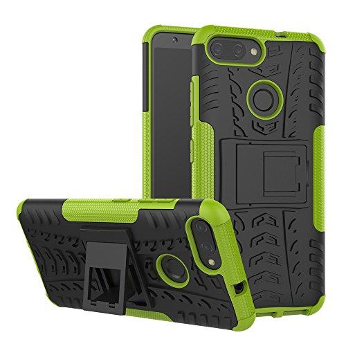 """Zenfone Max Plus ZB570TL Custodia Cover Case, FoneExpert® Resistente Armatura dell'impatto Custodia Kickstand Shockproof Protective Case Cover Per ASUS Zenfone Max Plus 5.7"""" (ZB570TL) M1"""