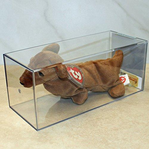 Ty Beanie Baby Authenticated Weenie (Dog Dachshund)