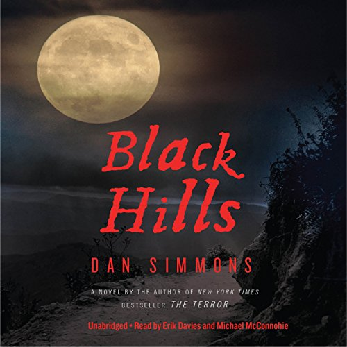 Black Hills audiobook cover art