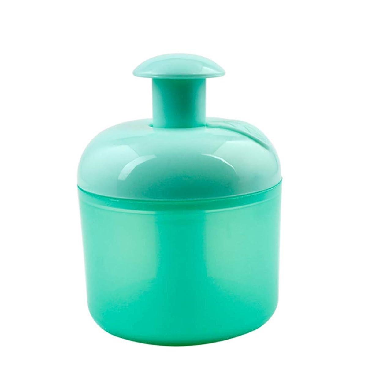 行政津波委員長マイクロバブルフォーマー 洗顔泡立て器 洗顔ネット YOKELLMUX マイクロホイッパー 7倍の濃厚なバブル 洗顔用 (グリーン)