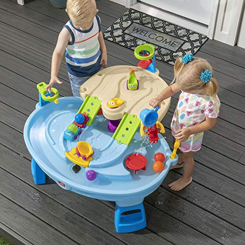 The Ball Buddies water table is a wonderfully versatile outdoor water toy for toddlers and preschoolers