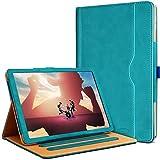 Karylax - Funda de protección y modo soporte para tablet Beista de 10,1 pulgadas, color azul claro
