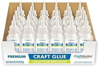 Multicraft Imports Craft Medley Premium Craft Glue-1.7Oz