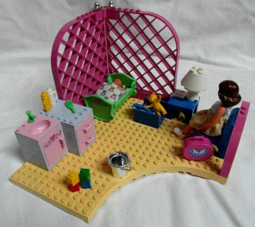 LEGO System Belville 5860 Babyzimmer