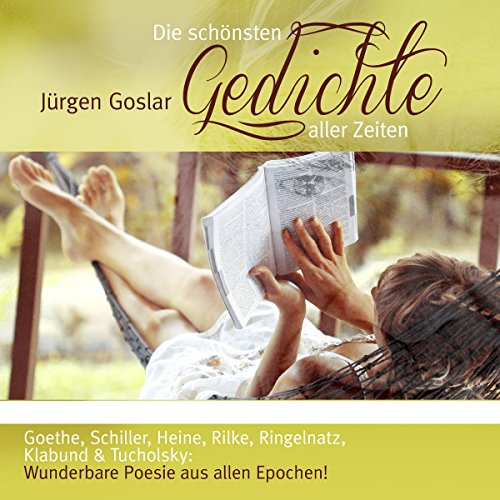 Die schönsten Gedichte aller Zeiten audiobook cover art