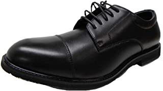[and・more] アンドモア ビジネスシューズ メンズ 5E 幅広 本革 防水 消臭 防臭 雨靴 【25.5cm~28.0cm】
