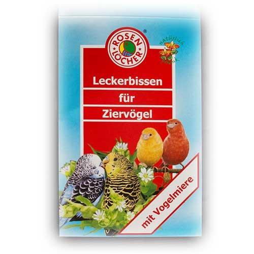 Rosenlöcher Leckerbissen m. Vogelmiere 5g