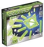 Geomag Classic 335 Glow, Constructions Magnétiques et Jeux Educatifs, 30 Pièces