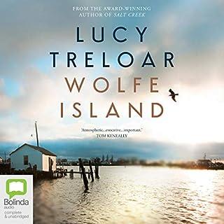 Wolfe Island cover art