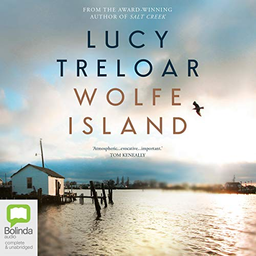 Wolfe Island cover art