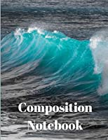 Composition Notebook: Wide Ruled Lined Paper for Students