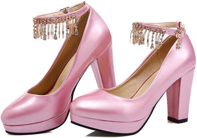 DEED DEED DEED damen 'S High Heels Verschluss Kette Schuhe  7b3455