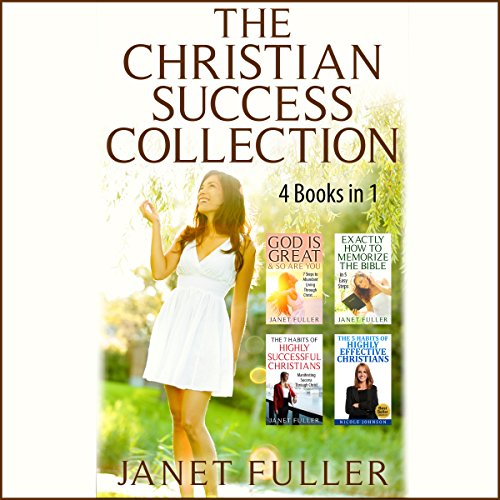 The Christian Success Collection: 4 Titles in 1 audiobook cover art