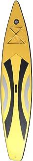Recreación al aire libre Deportes acuáticos Surf Kit portátil de tabla de paletas de pie de 13,7 pies con bomba de aire con manómetro, paleta flotante de aluminio ajustable, kit de reparación, correa