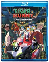 Tiger & Bunny: The Movie- The Beginning