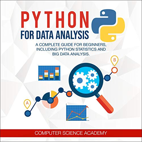 Python for Data Analysis cover art