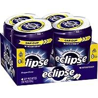 4-Pack Eclipse Winterfrost Sugarfree Gum, 60 Count