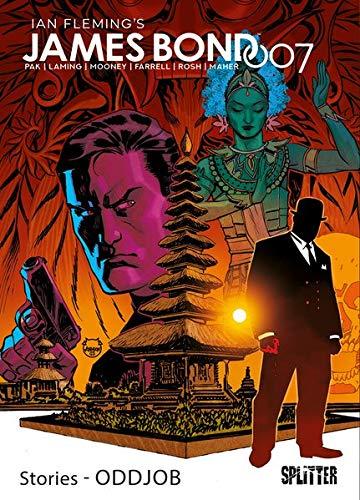 James Bond Stories. Band 1 (reguläre Edition): Oddjob