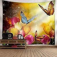 ベッドルーム用タペストリー、ビーチタオル、フォトスタジオブースの背景写真、タペストリー壁の装飾のための小道具背景を(150x130cm) 32