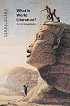 What Is World Literature? (Translation/Transnation)