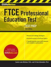 CliffsNotes FTCE Professional Education Test, 3rd Edition (CliffsNotes (Paperback))