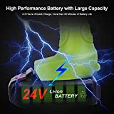 Zoom IMG-2 fullove motosega a batteria potatura