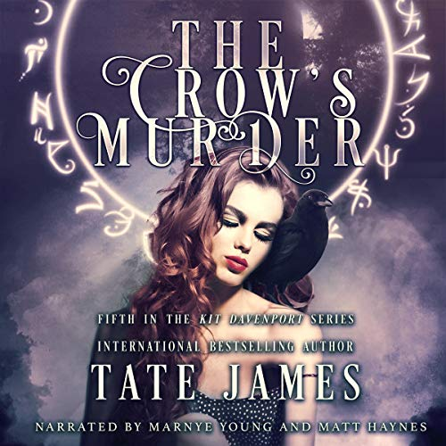 The Crow's Murder audiobook cover art