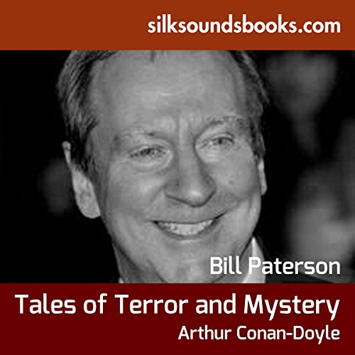 Tales of Terror and Mystery audiobook cover art