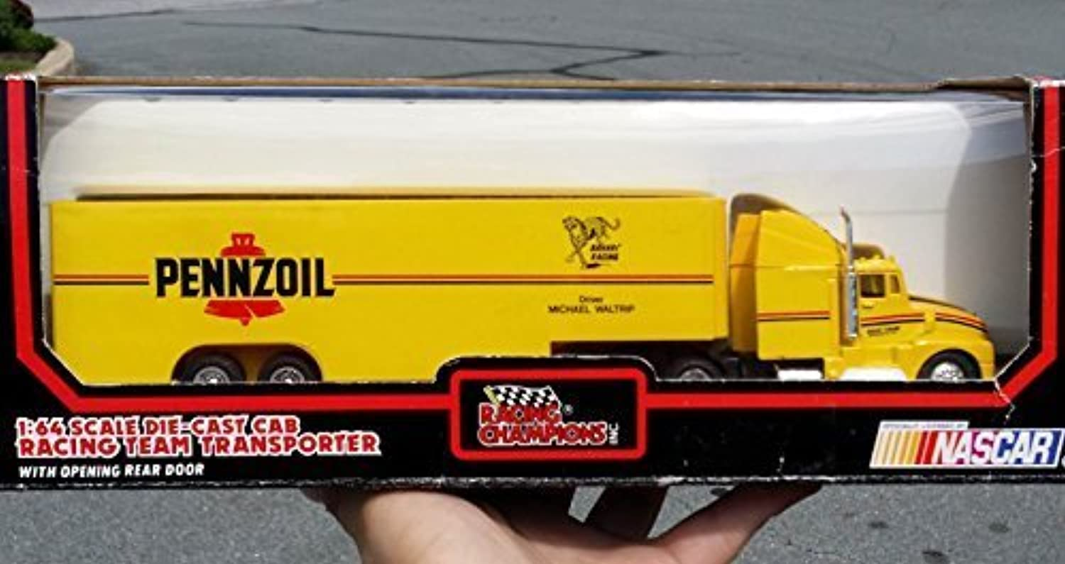 Pennzoil Racing Team Transporter by Racing Champions
