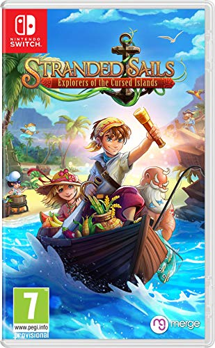Stranded Sails Explorers of the Cursed Islands pour Nintendo Switch