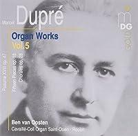 Organ Works 5 by BEN VAN OOSTEN (2003-11-25)