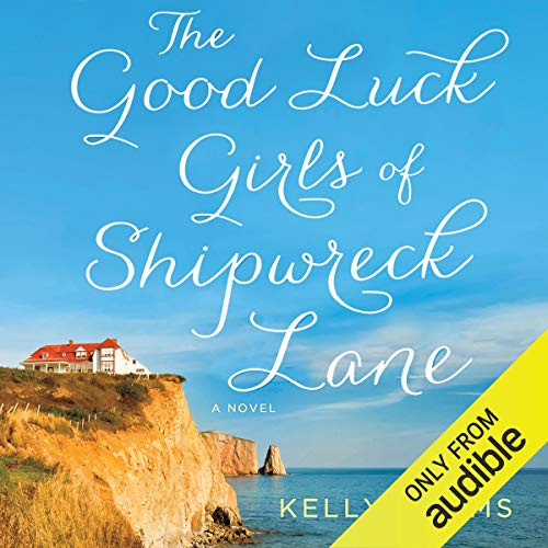 The Good Luck Girls of Shipwreck Lane  By  cover art