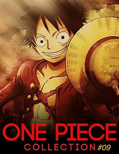 Pirate Island manga: One Piece Collection Manga Box Set #9| one piece manga FAN (English Edition)
