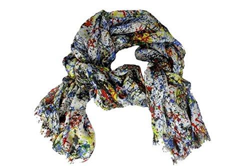Versace dames sjaal Scarf geschenkdoos Made in Italy BO803 bont