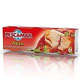 Pescamar Atun En Tomate Sauce Y Guisantes 3 Latas 80 g