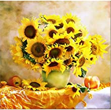 40X40cm Flower Arranging 5D DIY Diamond Painting Flowers Cross Stitch Diamond Embroidery Mosaic Diamonds Wall Stickers Hom...