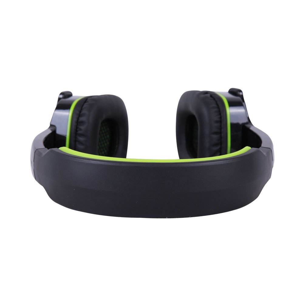 SADES SA708 3.5mm Stereo Gaming Headset Headset with Microphone (Green)