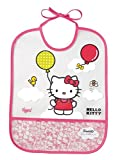 Tigex Eva - Babero con diseño Hello Kitty, color rosa