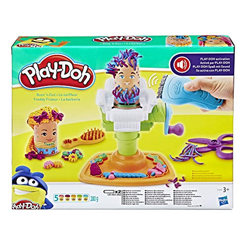 Play-Doh – Pate A Modeler Play-Doh - Le Coiffeur