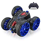 Remote Control Car, RC Cars Stunt Car Toy Double Sided Rotating Tumbling and 360° Flips Toy Car for Boys & Girls Birthday