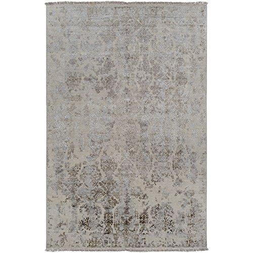 Surya Desiree Teppich DSR1002-913 Traditionell 2' x 3' Braun, neutral