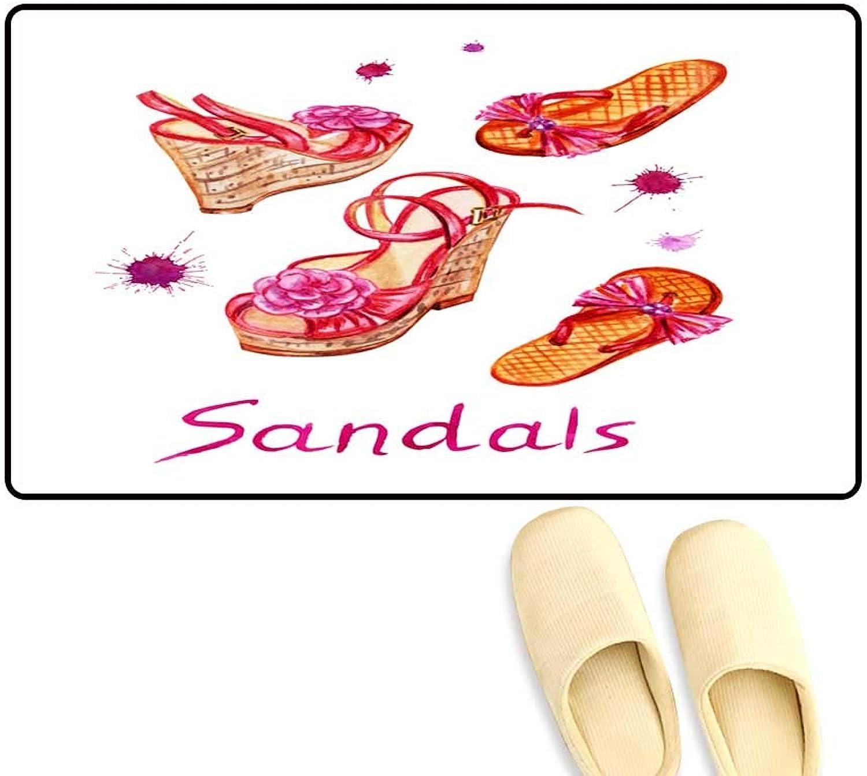 Antiskid Doormat Sandals an flip Flops